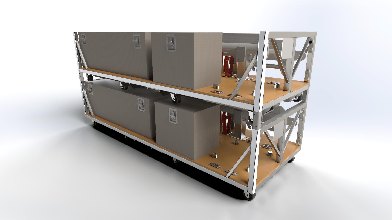 Rack et Logistiques